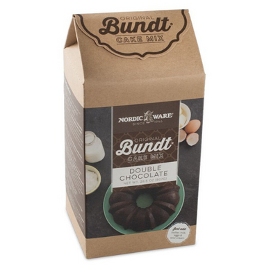 Gourmet Bundt Cake Mix - Chocolate