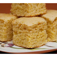 Load image into Gallery viewer, Lemon Corn Bread Mix 18 oz.
