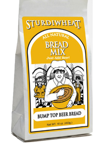 Bump Top Beer Bread Mix 16 oz.