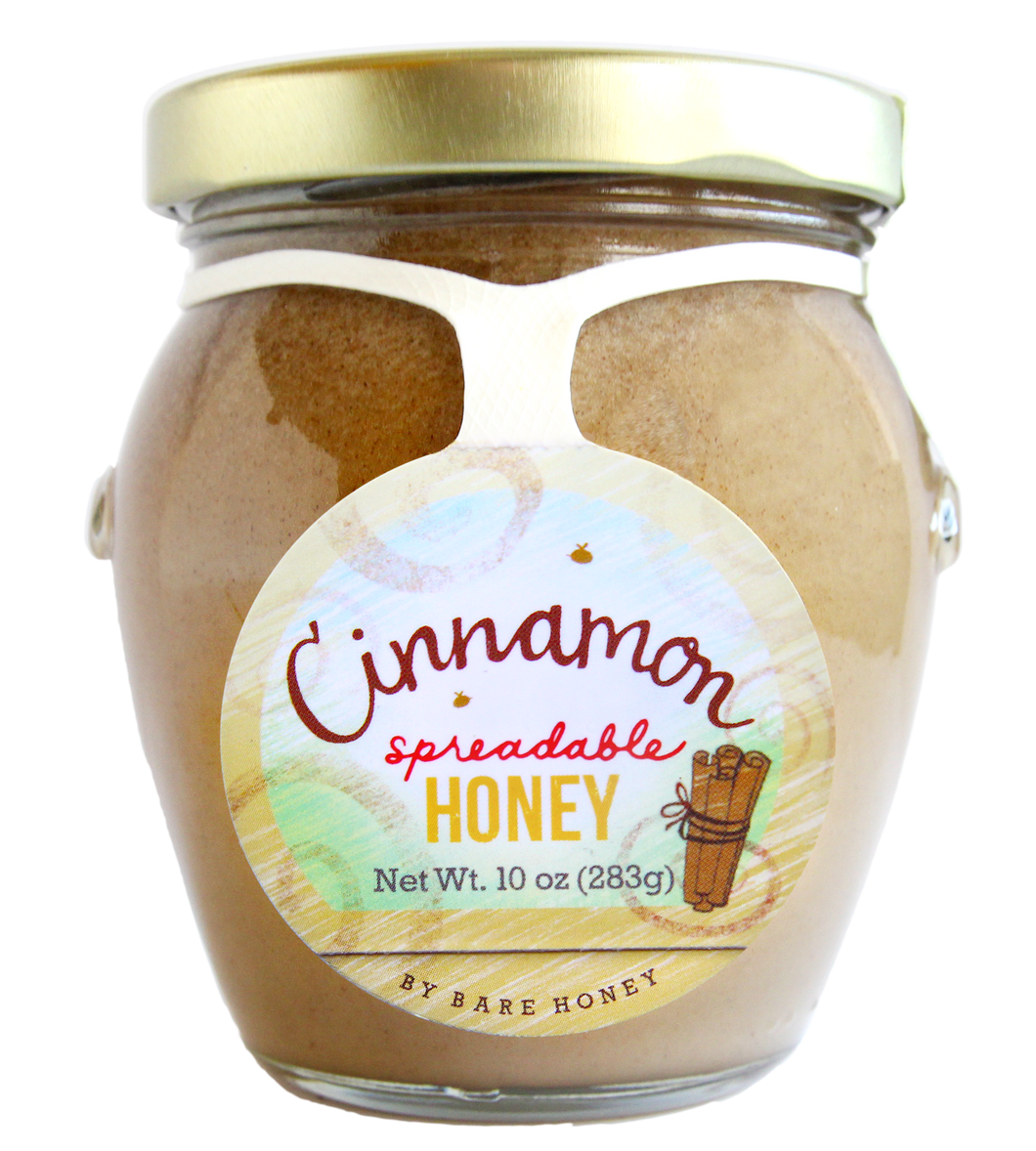 Cinnamon Spreadable Honey