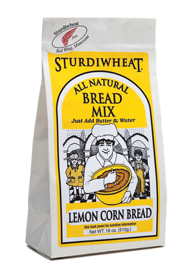 Lemon Corn Bread Mix 18 oz.