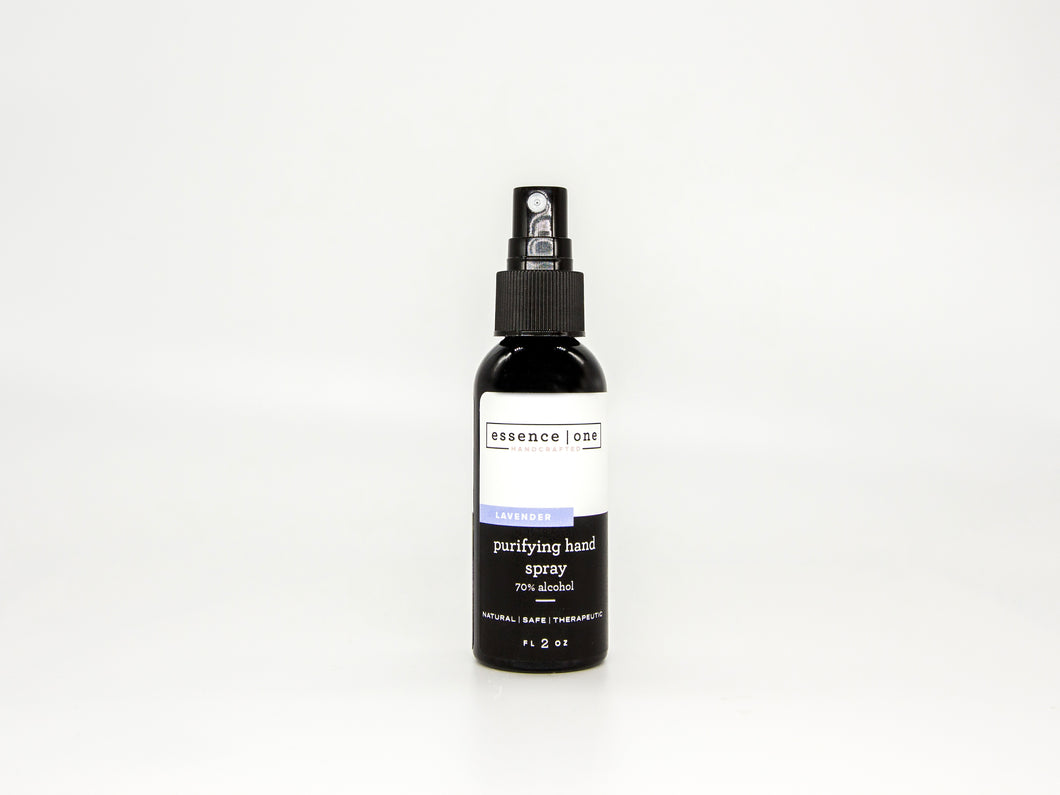 Purifying Hand Spray - Lavender