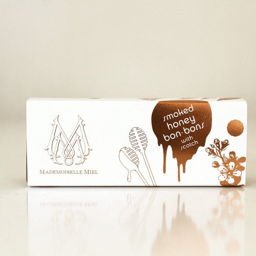 Mademoiselle Miel, Smoked Honey Bon-Bons 3 PC