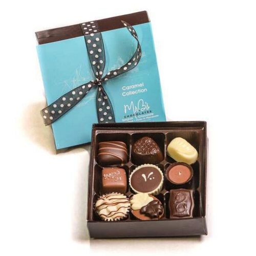 Variety Chocolate Box 9 pc