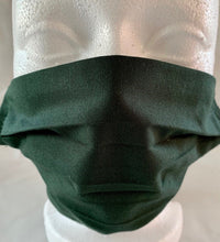 Load image into Gallery viewer, Winter Green face mask - Wowscrunchie