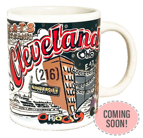 "Cleveland ""Believeland"" Coffee Mug"