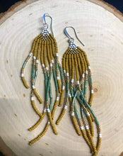Load image into Gallery viewer, All Hands Workshops Intro to Beaded Earrings