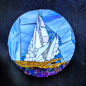 All Hands Workshops Workshop Glass Mosaic