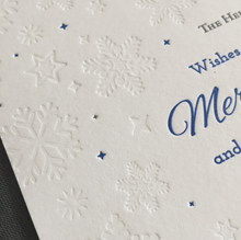 Load image into Gallery viewer, Ashley Cunningham Class Holiday Letterpress Cards