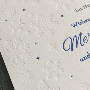 Ashley Cunningham Class Holiday Letterpress Cards