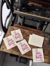 Load image into Gallery viewer, Ashley Cunningham Class Introduction to Letterpress