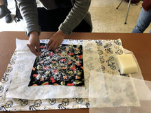 Load image into Gallery viewer, Cori Ana Strell Workshop Bee's Wrap Making