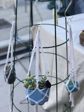 Load image into Gallery viewer, Dana Martinez Workshop Macrame Plant Hanger