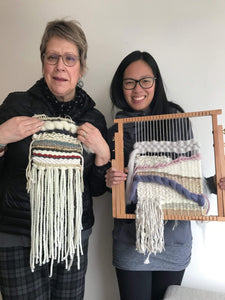 Emily Hitz Workshop Intro to Weaving