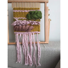 Load image into Gallery viewer, Emily Hitz Workshop Intro to Weaving