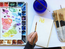 Load image into Gallery viewer, Heidi Woodmansee Class Exploring Watercolor: Basics for Beginners
