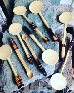 Inka Petersen Workshop Spoon Carving
