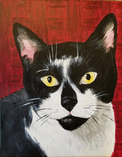 Load image into Gallery viewer, Jessica Pidcock Workshop Pet Portraits on Wood