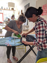 Load image into Gallery viewer, Julie Gires Workshop Sew a Tote