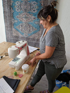 Julie Gires Workshop Sew a Tote
