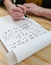 Load image into Gallery viewer, Kendra Dosenbach Class Intro to Modern Calligraphy