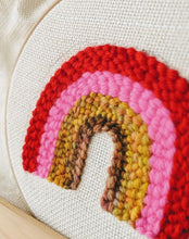 Load image into Gallery viewer, Kendra Dosenbach Workshop Punch Needle Embroidery