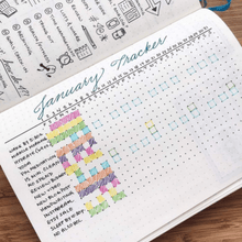 Load image into Gallery viewer, Kendra Dosenbach Workshop [Virtual] Intro to Bullet Journaling
