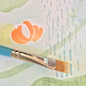 Luz Donahue Workshop Create Emotive Watercolor Abstract Art From Your Favorite Memories & Photos