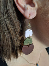 Load image into Gallery viewer, Rhiannon Saunders Workshop Polymer Clay Earring