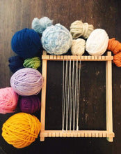 Load image into Gallery viewer, Stephanie Michelet Workshop Mini Weavings