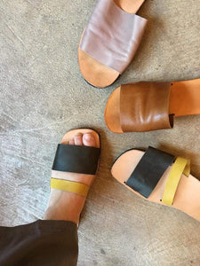 Terry McInerney Workshop Leather Sandal Making