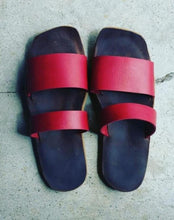 Load image into Gallery viewer, Terry McInerney Workshop Leather Sandal Making