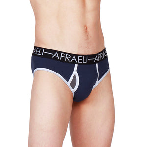 Men's Remix Brief - Navy Blue