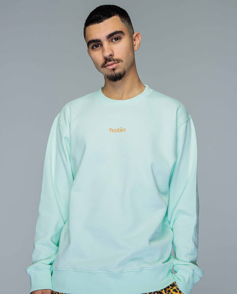 Mint Crewneck - Sweater - Pockies