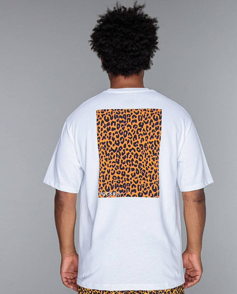Tiger Tee White - T-shirt - Pockies