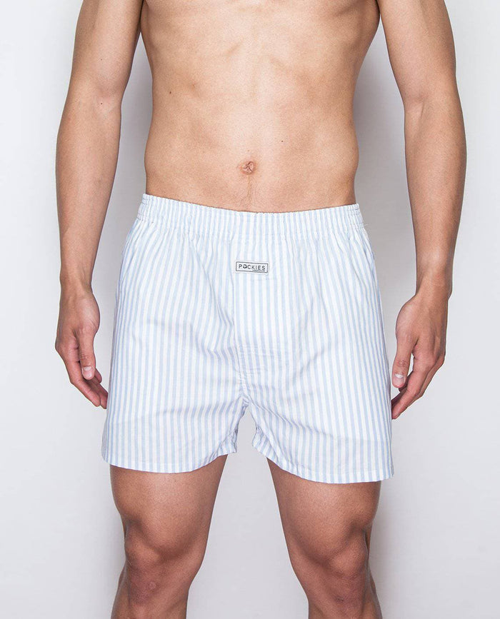 Baby Stripes - Men Boxer - Pockies