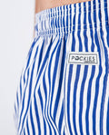 Navy Stripes - Men Boxer - Pockies