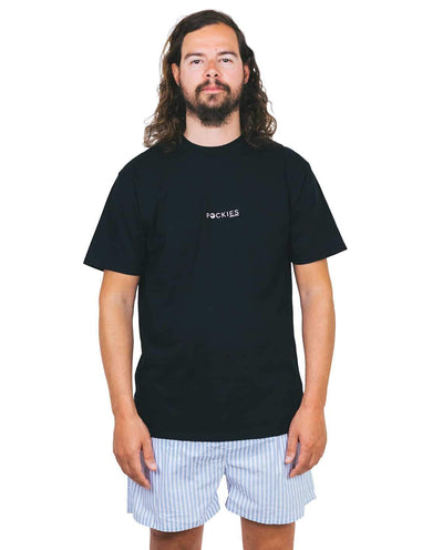 T-shirt - Black Logo Tee