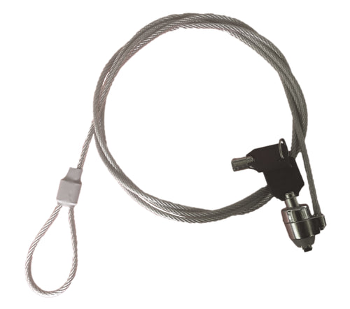 4mm Laptop security cable standard