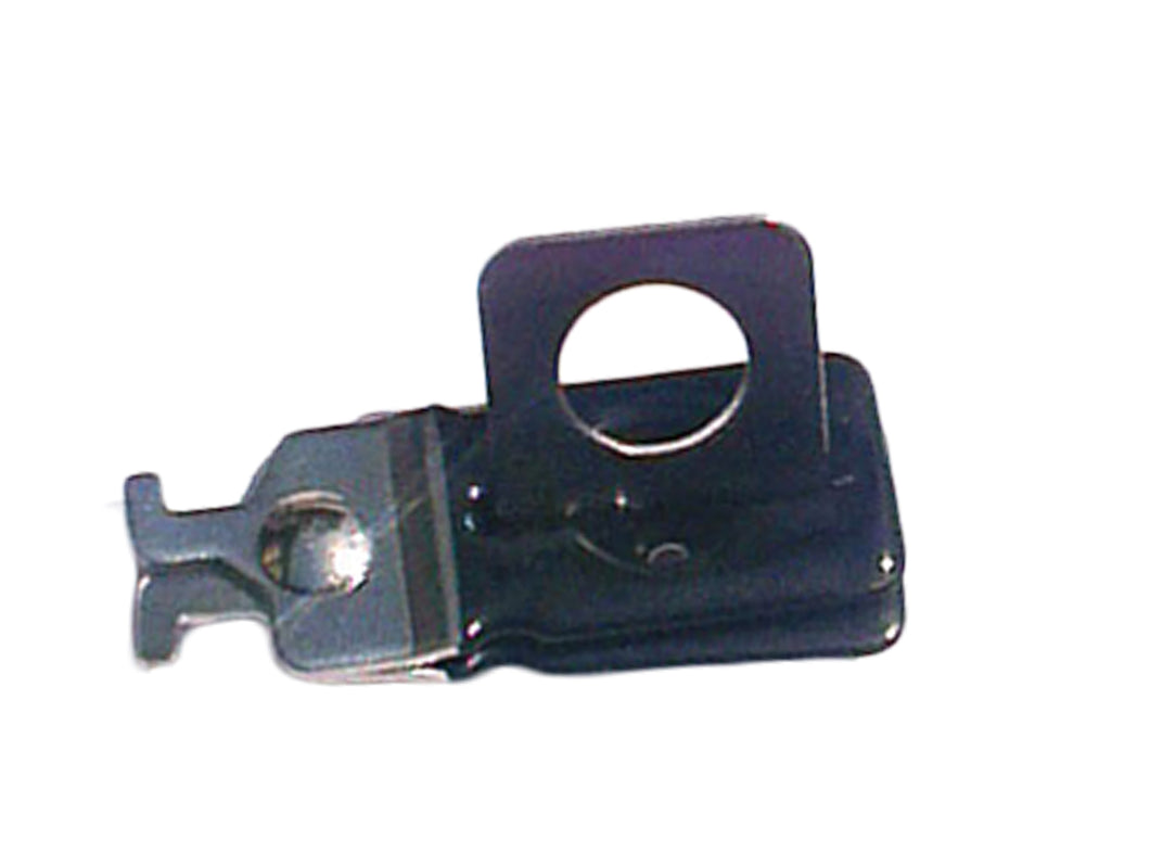 Scissor hasp slot for Kennsington type slot