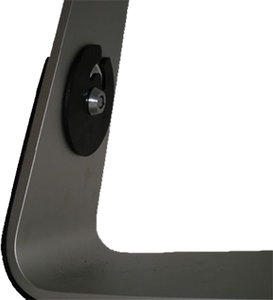 iMac Security Stand side