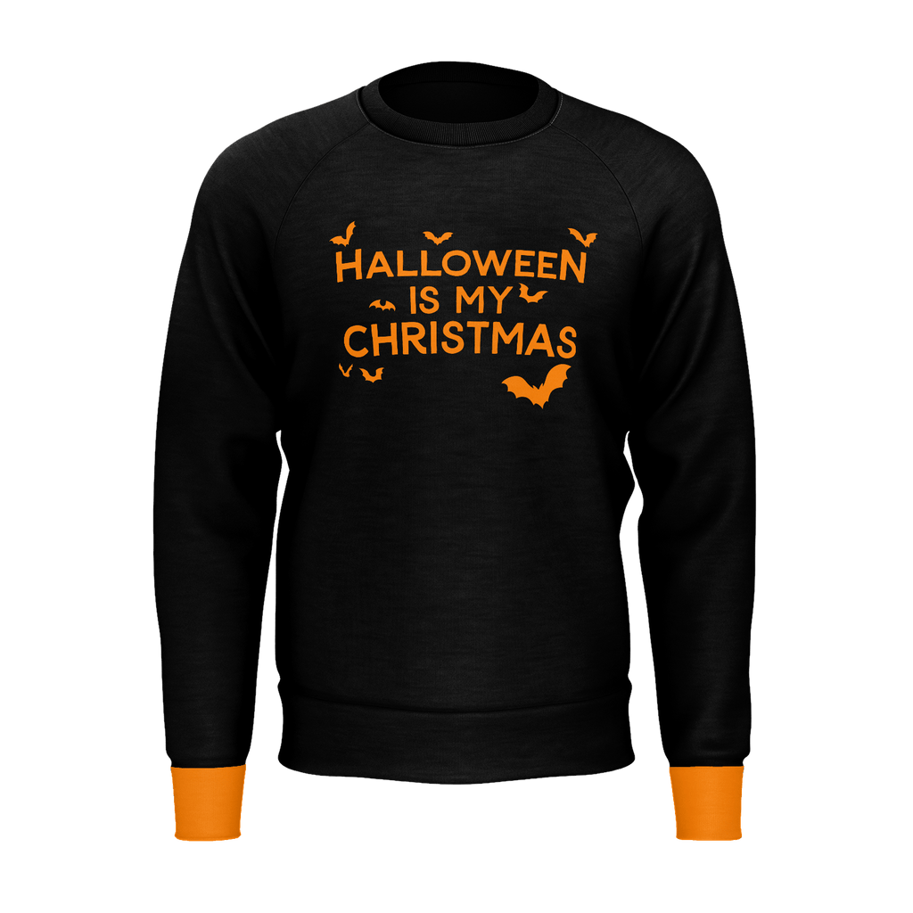 Halloween is my Christmas Pullover