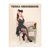 Trisha Hershberger Rollplay Pinup_2 (signed)