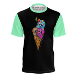 Sammy's Ice Scream Male T-shirt