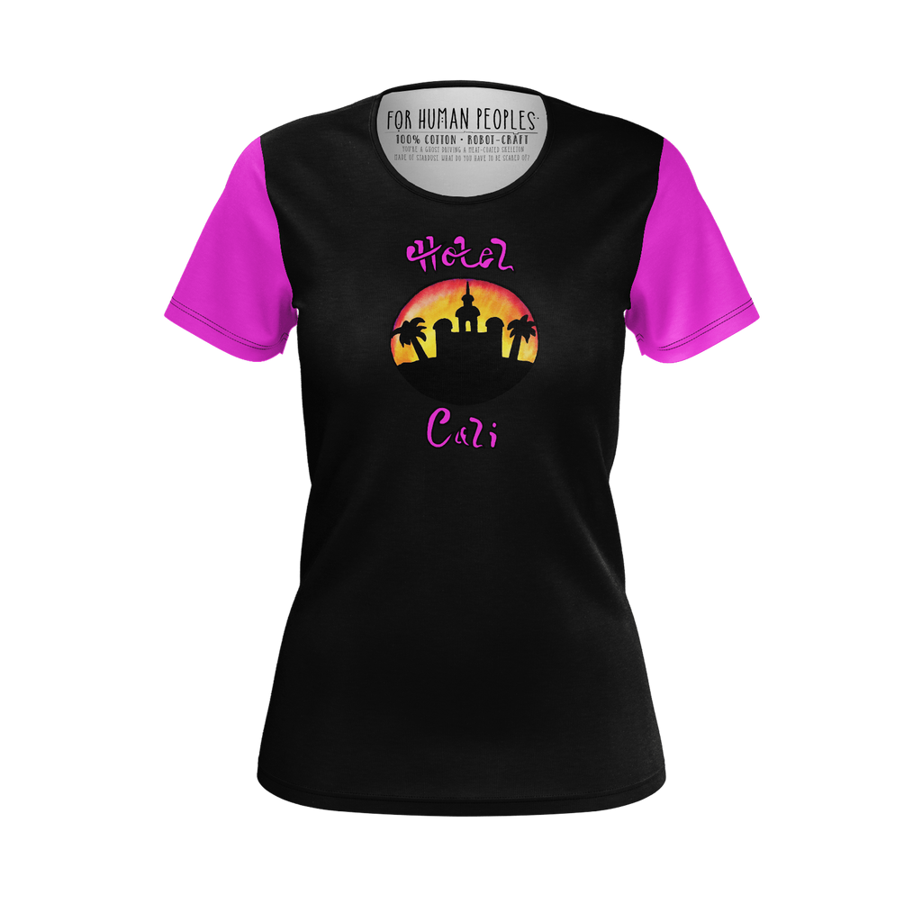 Hotel Cali Female T-shirt