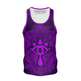 Sheikah Sigil purple