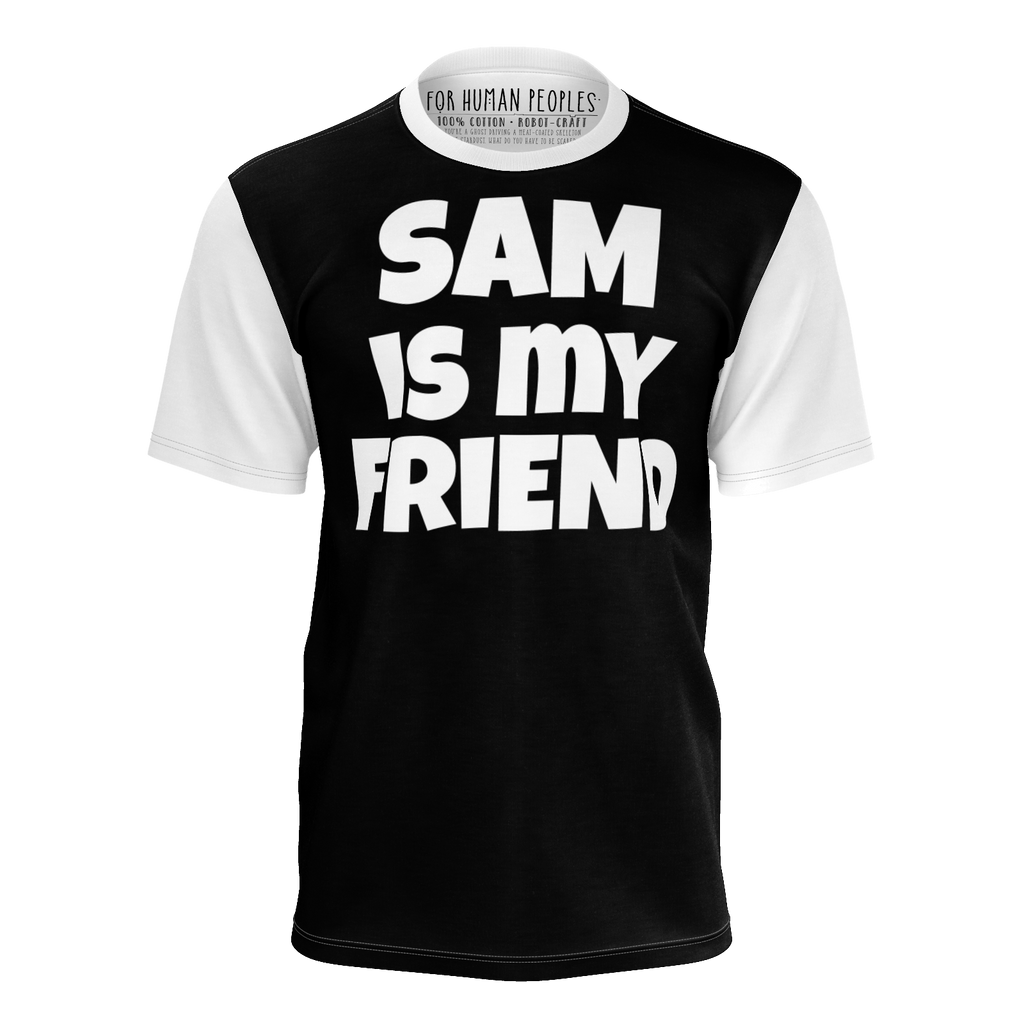 Sam is my friend 2