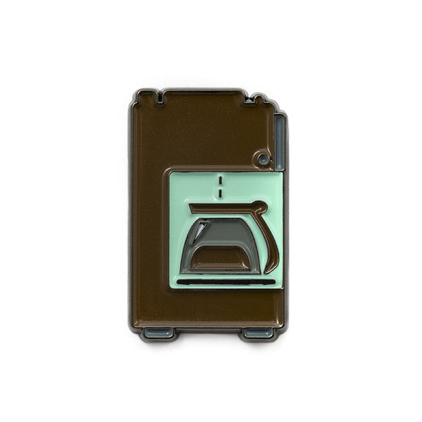 Coffee Machine Pin
