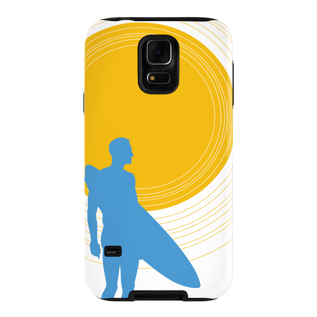 WAVE RIDERS SAMSUNG GALAXY S5 TOUGH CASE