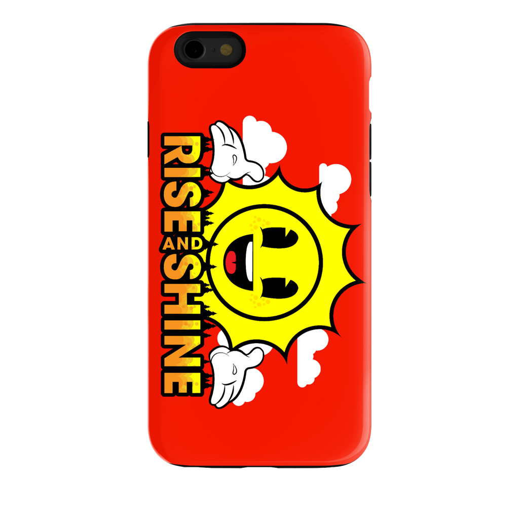 RISE & SHINE iPHONE 6s TOUGH CASE